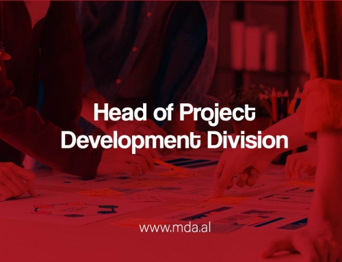 Vacancy Announcement – Head of Project Development Division